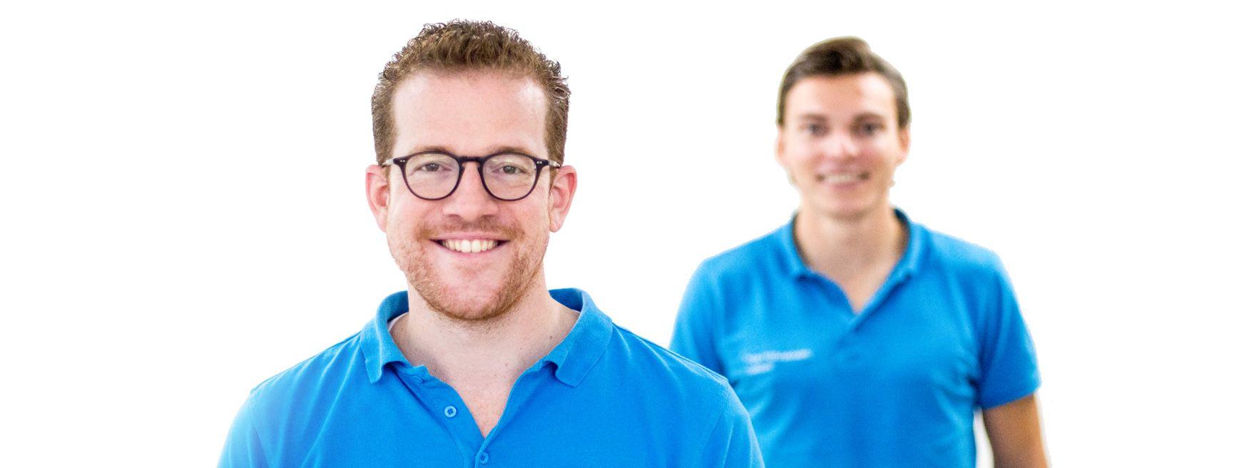 Tandarts in Apeldoorn: Wout Koster en Max Houtakkers